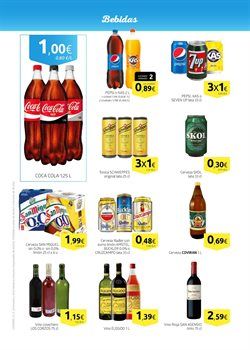 Ofertas de Cerveza  en el folleto de Coviran en Ávila