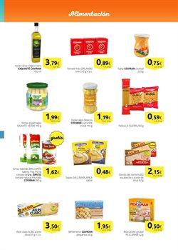 Ofertas de Arroz, pasta y legumbres  en el folleto de Coviran en Zamora