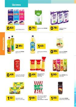 Ofertas de Alimentos sin lactosa  en el folleto de Coviran en Zamora