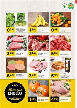 Ofertas de Hamburguesas  en el folleto de Coviran en El Ejido