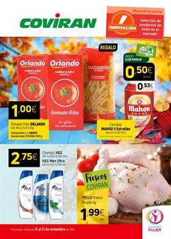 Ofertas de Mahou  en el folleto de Coviran en Fuengirola