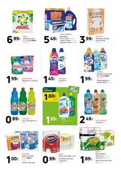 Ofertas de Detergente en cápsulas  en el folleto de Coviran en Chiclana de la Frontera