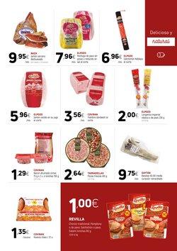Ofertas de Jamón cocido  en el folleto de Coviran en Madrid