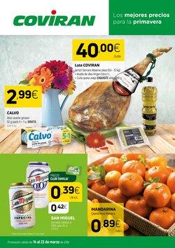 Ofertas de Coviran  en el folleto de Algeciras