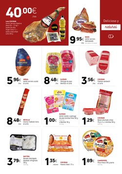 Ofertas de Chorizo  en el folleto de Coviran en León