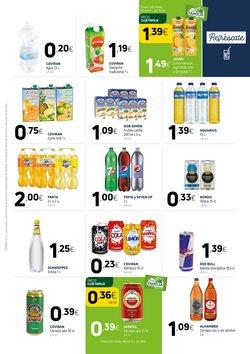 Ofertas de Cerveza  en el folleto de Coviran en El Ejido