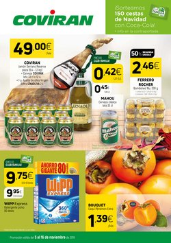 Ofertas de Coviran  en el folleto de Portugalete
