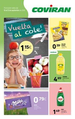 Catálogo Coviran en Taco ( Caduca mañana )