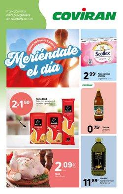 Catálogo Coviran en Alicante ( 7 días más )