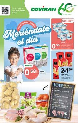 Ofertas de Yogur natural en Coviran