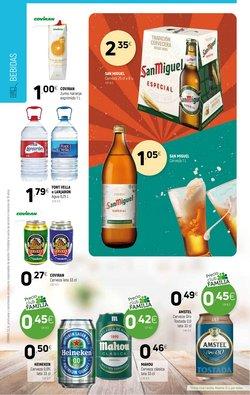 Ofertas de Heineken en Coviran