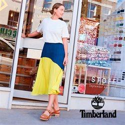 Ofertas de Ropa, zapatos y complementos  en el folleto de Timberland en Puigcerda