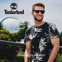 Ofertas de Timberland  en el folleto de Santa Cruz de Tenerife