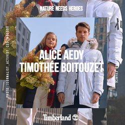 Ofertas de Timberland  en el folleto de Granollers