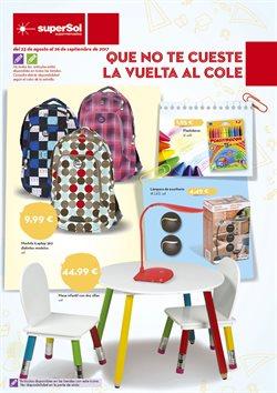 Ofertas de superSol  en el folleto de San Fernando