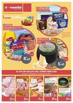 Ofertas de superSol  en el folleto de Chipiona