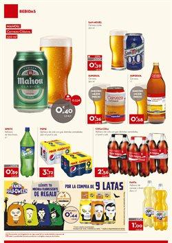 Ofertas de San Miguel  en el folleto de superSol en Madrid