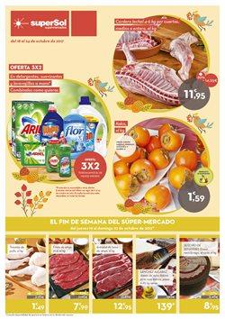 Ofertas de Jamón ibérico  en el folleto de superSol en Granada