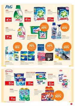 Ofertas de Compresas  en el folleto de superSol en Madrid