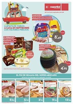 Ofertas de superSol  en el folleto de Madrid