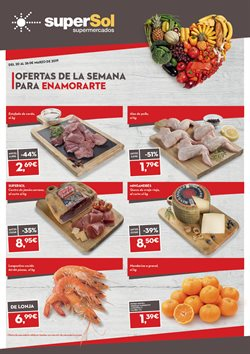 Ofertas de superSol  en el folleto de Madrid