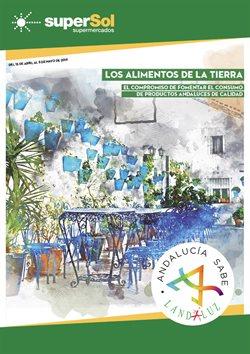 Ofertas de superSol  en el folleto de Málaga