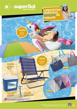 Ofertas de superSol  en el folleto de Velez