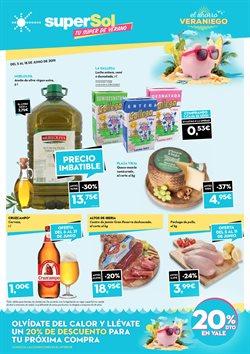 Ofertas de superSol  en el folleto de Marbella