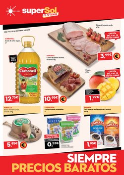 Ofertas de superSol  en el folleto de Ceuta