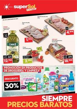 Ofertas de superSol  en el folleto de Estepona