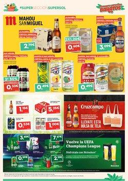 Ofertas de Cerveza especial en superSol