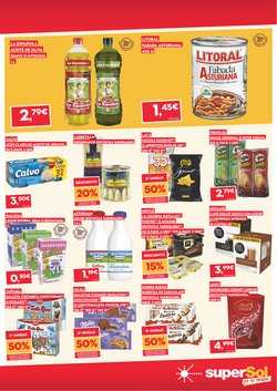 Ofertas de Central Lechera Asturiana en superSol