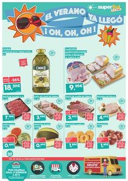 Ofertas de perfumes en el catálogo de superSol ( 7 días más)