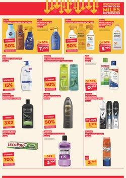 Ofertas de Rexona en el catálogo de superSol ( Publicado ayer)