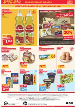 Ofertas de Campofrío en el catálogo de superSol ( 5 días más)