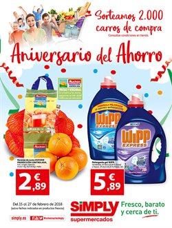 Ofertas de Simply City  en el folleto de Madrid