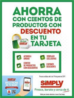 Ofertas de Simply City  en el folleto de San Sebastián de los Reyes