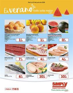 Ofertas de Simply City  en el folleto de Bilbao