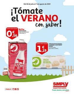 Ofertas de Simply City  en el folleto de Valdemorillo