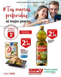 Ofertas de Simply City  en el folleto de Alcobendas