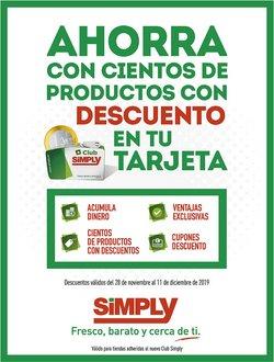 Ofertas de Simply City  en el folleto de Las Rozas