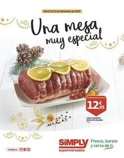Ofertas de Simply City  en el folleto de Rivas-Vaciamadrid