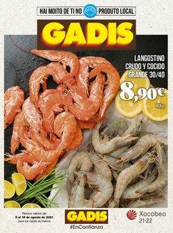 Catálogo Gadis ( Publicado hoy)