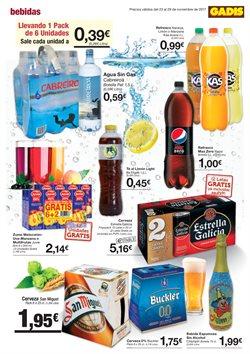 Ofertas de Cerveza  en el folleto de Gadis en Ávila