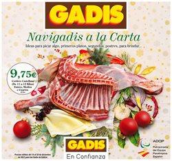Ofertas de Gadis  en el folleto de A Coruña