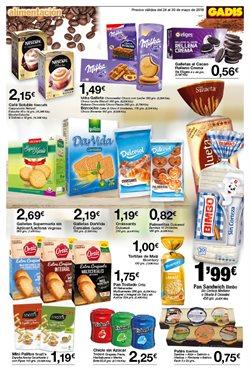Ofertas de Nescafé  en el folleto de Gadis en León
