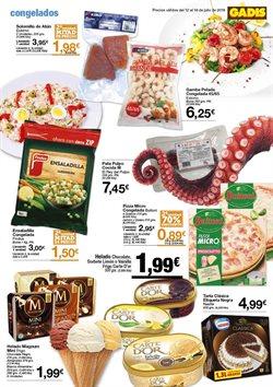 Ofertas de Pulpo cocido  en el folleto de Gadis en León