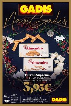 Ofertas de Gadis  en el folleto de Medina del Campo