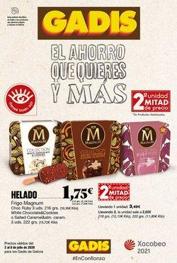 Catálogo Gadis en Vilalba ( 3 días más )