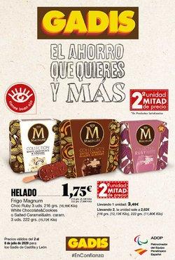 Catálogo Gadis en Valladolid ( Publicado hoy )